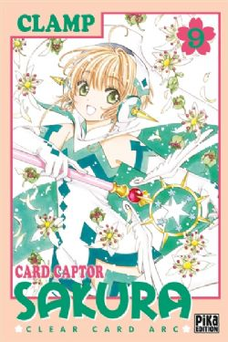 CARD CAPTOR SAKURA -  (FRENCH V.) -  CLEAR CARD ARC 09
