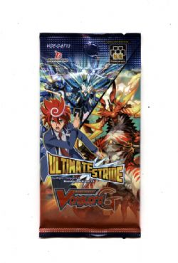 CARDFIGHT !! VANGUARD -  ULTIMATE STRIDE - BOOSTER PACK (P7/B16)