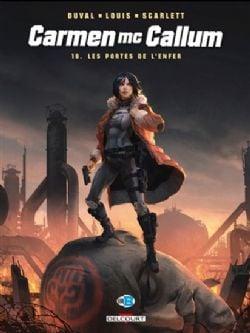 CARMEN MCCALLUM -  LES PORTES DE L'ENFER 18