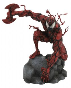 CARNAGE -  CARNAGE PVC STATUE (9INCHES) -  MARVEL GALLERY