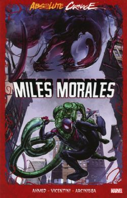 CARNAGE -  MILES MORALES TP -  ABSOLUTE CARNAGE