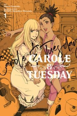CAROLE & TUESDAY -  (ENGLISH V.) 01