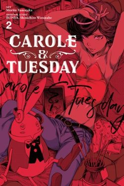 CAROLE & TUESDAY -  (ENGLISH V.) 02