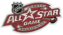 CAROLINA HURRICANES -  2011 ALL-STAR GAME PATCH