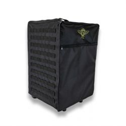 CARRYING CASE -  P.A.C.K. 1520 - XL CARRYING CASE WITH 7 FOAM TRAY STANDARD LOAD OUT -  BATTLE FOAM