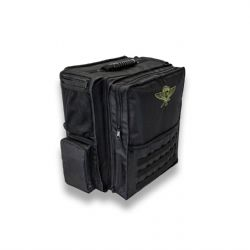 CARRYING CASE -  P.A.C.K. GO 2.0 - CARRYING CASE WITH VERTICAL PLUCK FOAM LOAD OUT -  BATTLE FOAM