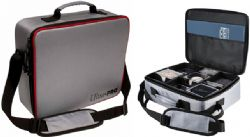 CARRYING CASE -  PORTABLE GREY DECK CASE WITH CARDBOARD INTERIOR
