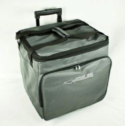 CARRYING CASE -  SPEAR BAG - CARRYING CASE WITH PLUCK FOAM LOAD OUT (GREY) -  BATTLE FOAM