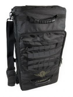 CARRYING CASE -  TRAVELER BAG - CARRYING CASE WITH PLUCK FOAM LOAD OUT -  BATTLE FOAM