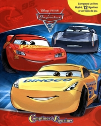 CARS -  COMPTINES ET FIGURINES -  CARS 3