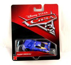 CARS -  DANNY SWERVEZ 1/64 -  CARS 3