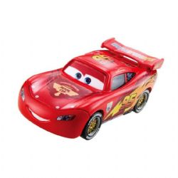 CARS -  LIGHTNING MCQUEEN WITH RACING WHEELS 1/64