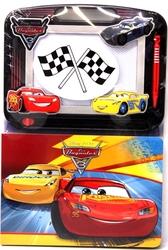 CARS -  LIVRE + ARDOISE MAGIQUE -  CARS 3