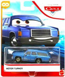 CARS -  MOTOR TURNER 1/64