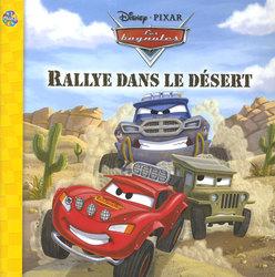 CARS -  RALLYE DANS LE DESERT