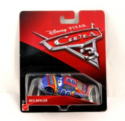 CARS -  REX REVLER 1/64 -  CARS 3