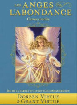 CARTES ORACLES -  LES ANGES DE L'ABONDANCE