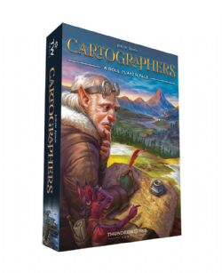 CARTOGRAPHER: A ROLL PLAYER TALE (ENGLISH)