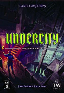 CARTOGRAPHERS HEROES -  UNDERCITY (ENGLISH)