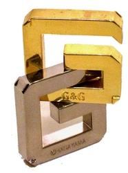 CAST PUZZLE -  G & G (LEVEL 3)