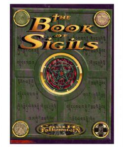 CASTLE FALKENSTEIN -  THE BOOK OF SIGILS (ENGLISH)