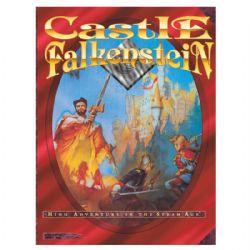 CASTLE OF FALKENSTEIN -  CORE RULEBOOK (ENGLISH)