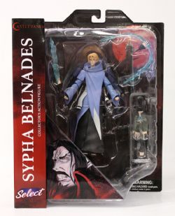 CASTLEVANIA -  SYPHA BELNADES ACTION FIGURE (6INCHES)