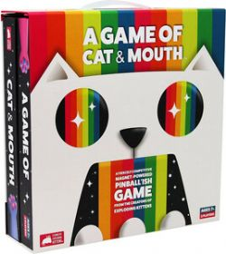 CAT & MOUTH (ENGLISH)