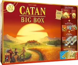 CATAN -  BIG BOX (FRENCH)