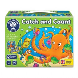 CATCH AND COUNT (ENGLISH)