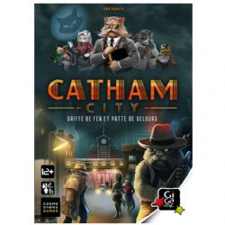 CATHAM CITY (FRENCH)