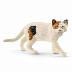 CATS -  AMERICAN SHORTHAIR CAT (2.75 X 0.98 X 1.37 INCH) -  FARMWORLD 13894