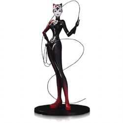 CATWOMAN -  CATWOMAN PVC FIGURE (6INCHES) -  DC ARTIST ALLEY SHO MURASE