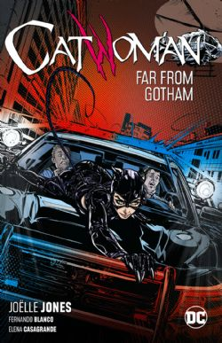 CATWOMAN -  FAR FROM GOTHAMTP -  CATWOMAN VOL.5 (2018- ) 02