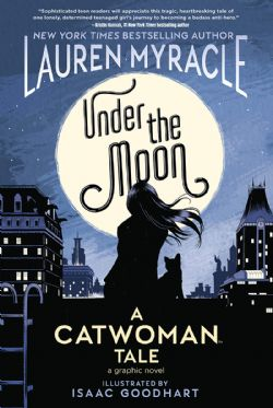 CATWOMAN -  UNDER THE MOON TP -  A CATWOMAN TALE 01