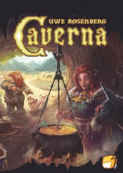 CAVERNA -  BASE GAME (FRENCH)