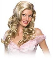 CECILIA DELUXE WIG - MIX BLOND (ADULT)