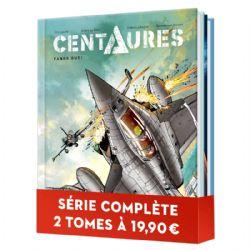 CENTAURES -  PACK TOME 01 ET 02