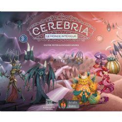 CEREBRIA : LE MONDE INTÉRIEUR -  BASE GAME (FRENCH)
