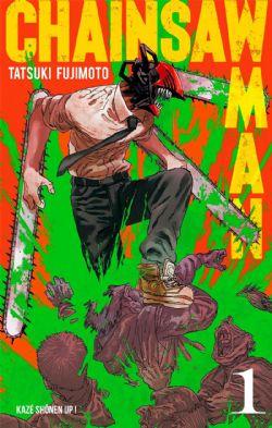 CHAINSAW MAN -  (FRENCH V.) 01