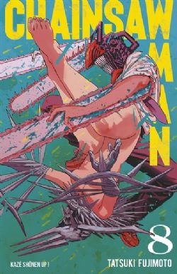 CHAINSAW MAN -  (FRENCH V.) 08