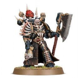 CHAOS SPACE MARINES -  MASTER OF EXECUTIONS