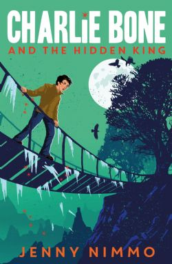 CHARLIE BONE -  AND THE HIDDEN KING