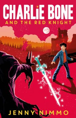 CHARLIE BONE -  AND THE RED KNIGHT