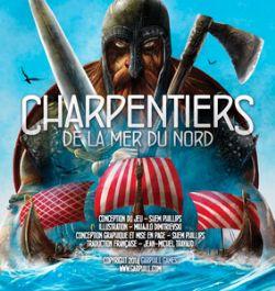 CHARPENTIER DE LA MER DU NORD -  BASE GAME (FRENCH)