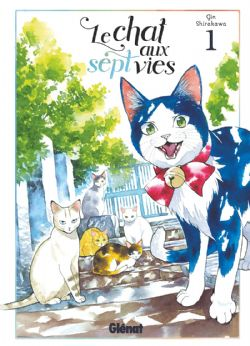 CHAT AUX SEPT VIES, LE -  (FRENCH V.) 01