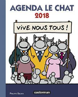 CHAT, LE -  AGENDA 2018