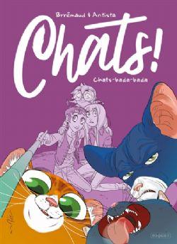 CHATS! -  CHATS BADA-BADA 02