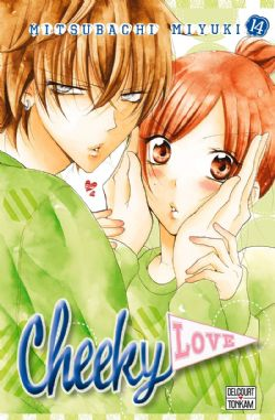 CHEEKY LOVE -  (FRENCH V.) 14