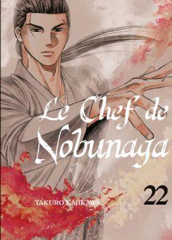 CHEF DE NOBUNAGA, LE -  (FRENCH V.) 22